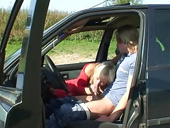 Older is picked up from the instructing and fucked
