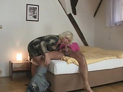He is enticed by dissolute mother-in-law