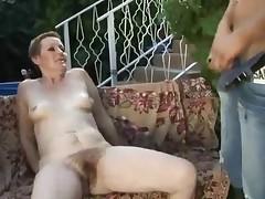 Guy making love Erotic furry grandmother