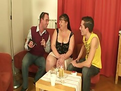 Interview all over great donna leads to 3 some