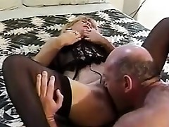 Hairy Granny Being Fucked Wits Will not hear of Husband