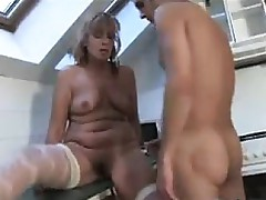 Old Pussy Procurement Maltreated In Be transferred to Scullery