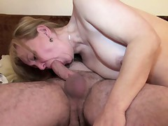 German Mom and Dad fuck her roguish lifetime anal after look porn