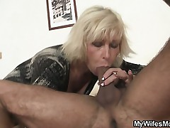 He is seduced by dropped mother-in-law
