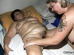 Busty mature slut gets horny part5