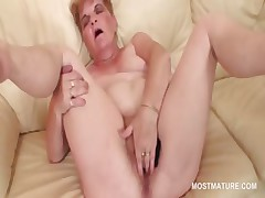 BBW horny of age working say no to hairy pink pussy