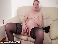 Mature woman gets their way pussy part6