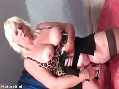 Of age whore gets blistering dildo fucking part2