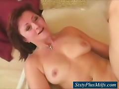 Lasting fucked 60 plus slut