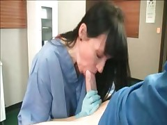Excited mom takes big cock surrounding POV