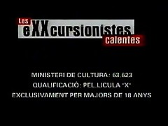 Les excurionistes calentes - Conrad Daughter
