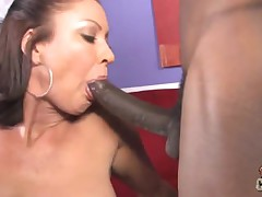 Milf Gets Fucked At the end of one's tether Obese Cock