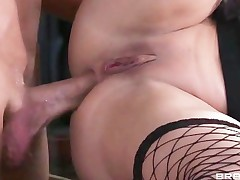 Diamond Foxxx fucked hard