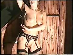 Of age stripper
