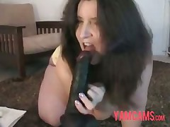Mature BBW anal webcam