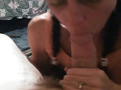 Great BJ by an Angel
