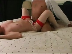 Pixie milf cuckolding creampie. Mariann from dates25.com