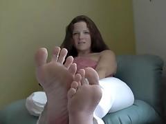 Denote 2 Me Your Foot Slave Devotion