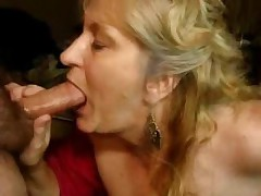 Queenmilf Takes A load on Will not hear of Face 2015 pt2