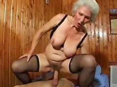 Grandma Likes Being Heavens Top Be useful to Sex -tweeds