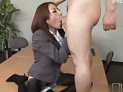 Sexy pussy office coitus