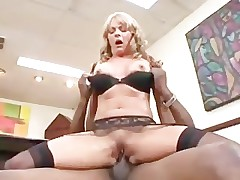 Gorgeous MILF Shayla LaVeaux Wants A BBC In Fuck Her Hard