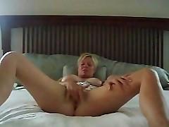 Spoilt Brooke Fingering Her Pussy