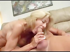 MILF mother of 4 gets fucked again