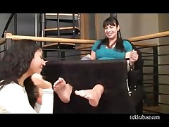 Tickle Abuse - Aunt Marie