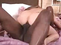 Mature Ami Charms Interracial