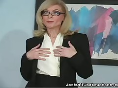 Nina Hartley - Nina Hartley: All-Time MILF be worthwhile for the Year (Every Year) - [Low]