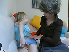 Judith and Leah hot mom in sketch
