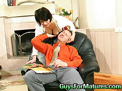 Christina and Adrian kinky mommy greater than video