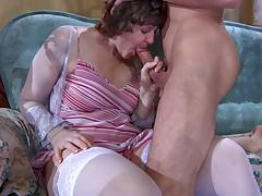 Leonora and Herbert hardcore adult video