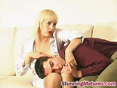 Carol and Adam nasty mature mistiness