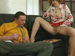 Elinor and Donald red hot mature membrane
