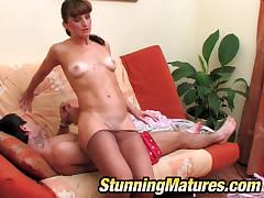 Martha and Vitas hot mom beyond video