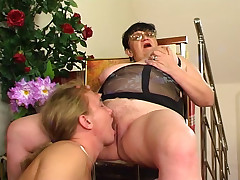 Victoria and Anthony nasty mature action