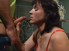 Emilia with an increment of Benjamin anal mature sex movie