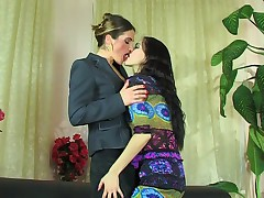 Martha and Judith pussyloving mature heavens video