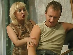 Carol and Adrian raunchy mature video