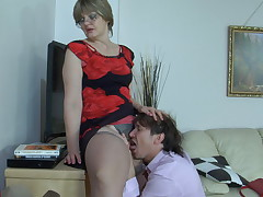 Leonora and Rolf awesome mature video