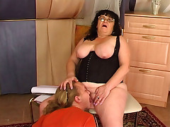 Victoria and Anthony red hot mature action