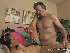 Mature Guy Fucks The Young Slut From Next Door
