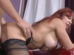 Sexy Vanessa An obstacle Nice Mature Bimbo Has Shaged By Her Son In Law