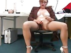 Slutty Mature Instructor Loves To Play
