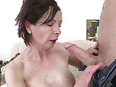 Young Motherfucker Fucks Kinky Mature Ma