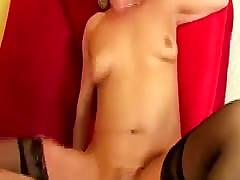 Mature Pussy Goes Hardcore
