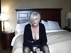 Hotel wide-ranging titty fuck grand finale