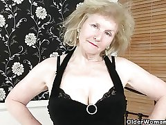 British grannies are notorious for their high sex dream